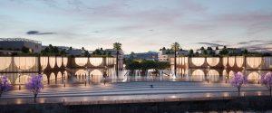Progetto degli Architetti Lucia Pierro con Marco Scarpinato Fatma Zhora Sakka