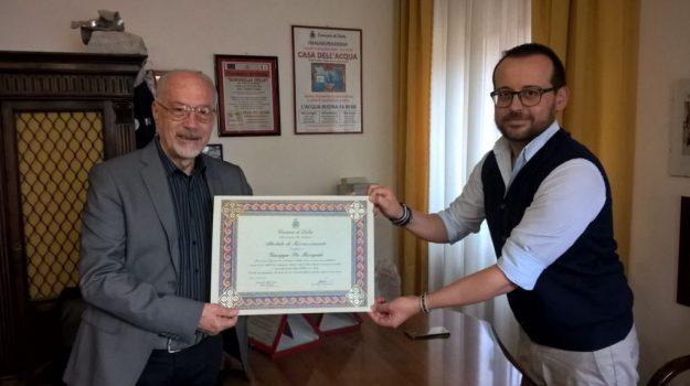 riconoscimento portalettere delia, Caltanissetta, Cronaca