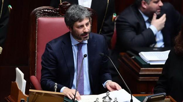 liberi e uguali, m5s, vitalizi, Roberto Fico, Sicilia, Politica
