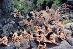 I nudi di Spencer Tunick in mostra ai cantieri culturali della Zisa di Palermo