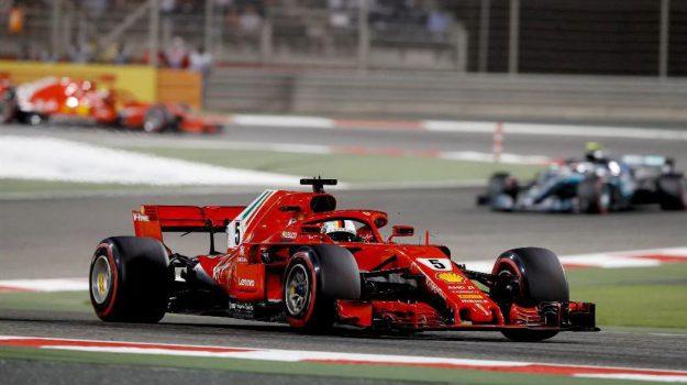 Ferrari, formula 1, Sebastian Vettel, Sicilia, Sport