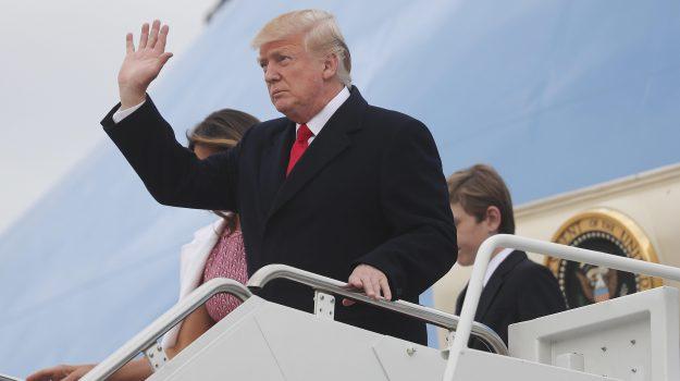 migranti Usa, Donald Trump, Sicilia, Mondo