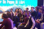 Gli studenti della V H del Galilei di Palermo alla finale di