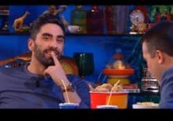 Nell'anteprima della puntata di venerdì 20 aprile, un brano dell'intervista di Saverio Raimondo all'ex nuotatore
