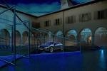 La Jaguar elettrica I-Pace, presente al Chiostro Nina Vinchi del Piccolo Teatro di Milano è tra le auto protagoniste della Design Week