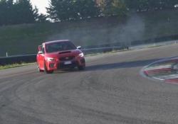 Accelerate e «traversi »con la Subaru WRX STi