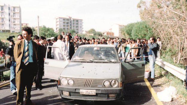 delitto guazzelli, Giuliano Guazzelli, Agrigento, Cronaca