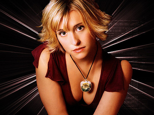 Allison Mack/ Chloe di