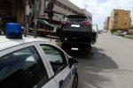 Street control ad Agrigento, scoperte altre tre auto non assicurate
