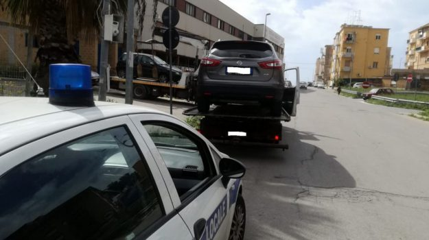 street control agrigento, Agrigento, Cronaca