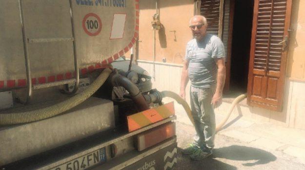 erogazione idrica castelvetrano, Trapani, Cronaca
