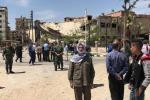 Siria: Ue, raid Usa-Gran Bretagna-Francia per fermare uso armi chimiche