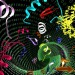 Sostanze capaci di combattere i superbatteri resistenti ai farmaci sono state progettate con l'aiuto del computer (fonte: Ella Marushchenko, MIT)