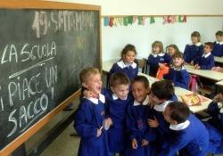 La maestra Cristiana Zambon, dell'istituto Poggiali-Spizzichino di Roma