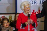Stati Uniti, è morta l'ex first lady Barbara Bush: aveva 92 anni