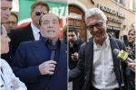 """Insulti Berlusconi-M5s: """"A Mediaset pulirebbero cessi"""". Morra: """"Meglio di accordarsi con la mafia"""""""