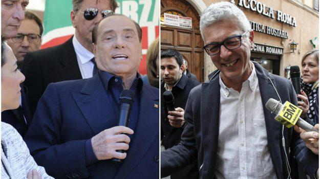 insulti Berlusconi-M5s, nicola morra, Silvio Berlusconi, Sicilia, Politica