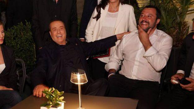 alleanza lega m5s, centrodestra, consultazioni governo, Lega, nuovo governo, Matteo Salvini, Silvio Berlusconi, Sicilia, Politica