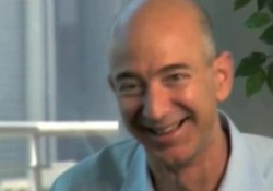 Bezos e la sua risata
