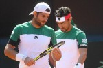 Coppa Davis, crollo dell'Italia nel doppio: la Francia va sul 2-1