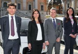 Psa consegna 4 veicoli elettrici per flotta Comune Roma