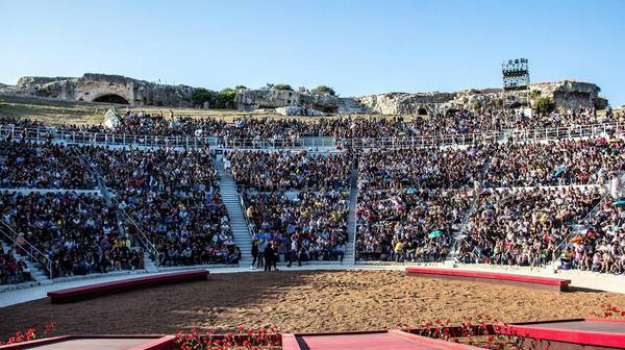 Elena, teatro greco, tragedie, Siracusa, Cultura