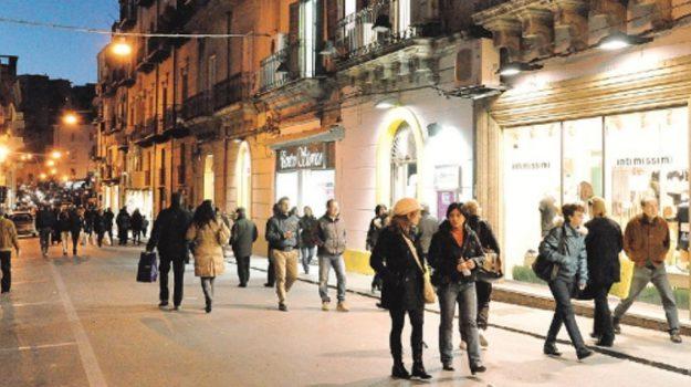 giro d'italia, Caltanissetta, Economia