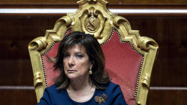 casellati lamezia terme, Maria Elisabetta Casellati, Mario Oliverio, Sicilia, Politica