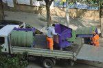 Sciacca, ritirati i cassonetti dei rifiuti: da oggi raccolta esclusivamente porta a porta
