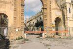 Castelvetrano, partono i lavori all'arco della Porta di Mare