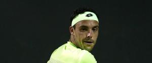Tennis, Cecchinato vince la sua prima partita sul cemento del 2018 a San Pietroburgo