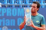 """Tennis, l'emozione di Cecchinato dopo la vittoria a Budapest: """"Ancora non ci credo"""""""