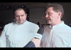 Chicco e Bobo Cerea: «Una cucina sana è buona è possibile anche nelle mense scolastiche»