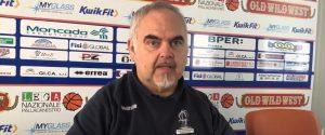 Franco Ciani, coach della Moncada Agrigento