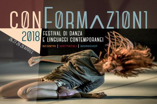 conformazioni, festival di danza, linguaggi contemporanei, Palermo, Cultura