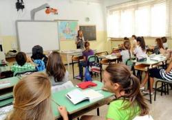 Cristina Ferrari, insegnante di matematica alla Scuola media per ciechi Vivaio di Milano