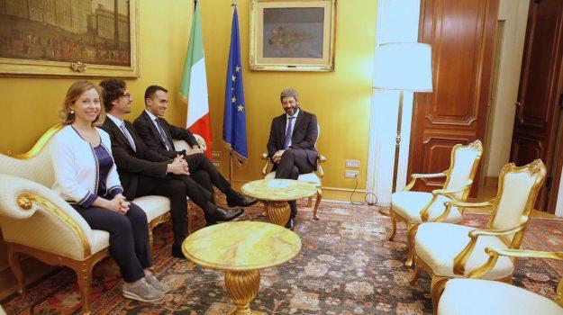 consultazioni governo, Lega, m5s, nuovo governo, pd, Sicilia, Politica