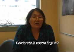 «Così insegno agli Inuit la loro lingua»
