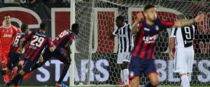 Per lo scudetto è tutto riaperto: la Juventus pareggia a Crotone, il Napoli vince e si porta a -4