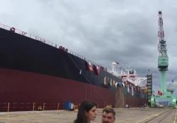 Tre navi cisterna da 75mila tonnellate l'una prodotte da Hyundai