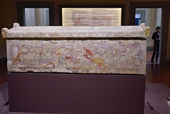 Archeologia sala per vaso françois giornale di sicilia