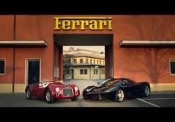 Il via ufficiale dei festeggiamenti per i 70 anni di Ferrari, viene dato con questo video rievocativo che vede la 125 S varcare di nuovo i cancelli di Via Abetone Inferiore, a Maranello, come avvenne il 12 marzo 1947. Nel film, la 125 S, prima 12 cilindri a portare il Cavallino Rampante sul cofano, consegna idealmente il testimone a LaFerrari Aperta, vettura simbolo dei 70 anni