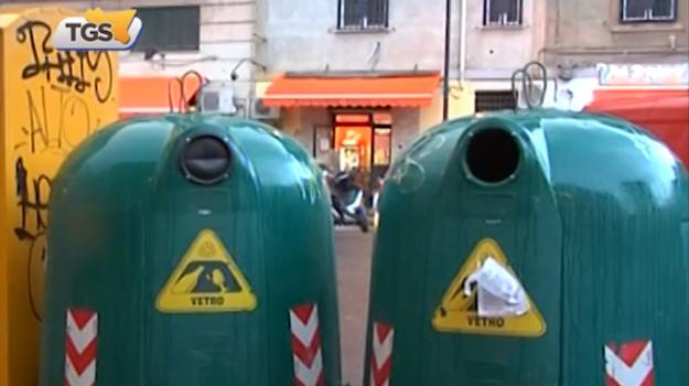Trapani rifiuti differenziata, Trapani, Cronaca
