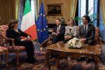 """Di Maio: """"Sì ad appoggio esterno Fi-Fdi ma il governo deve essere M5S e Lega"""" Salvini: """"Solo con tutto il centrodestra"""""""