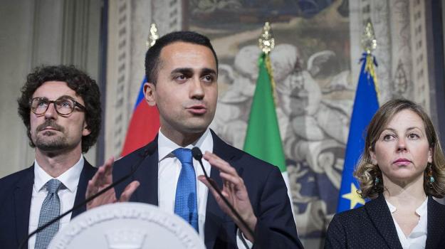 consultazioni governo, forza italia, Lega, m5s, Sicilia, Politica