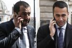 """Vertice Salvini-Di Maio: """"Governo politico o al voto l'8 luglio"""""""