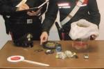 Scoperto market della droga ad Augusta, tre arresti