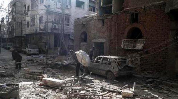 crisi siriana, guerra siria, Sicilia, Mondo