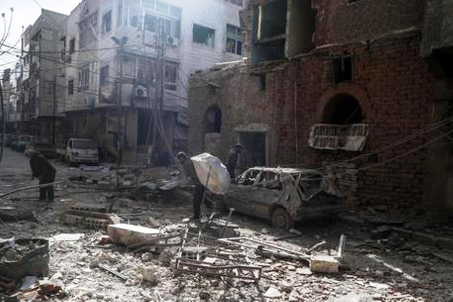 Siria, Gentiloni: