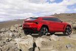 Urus, primo suv Lamborghini, vanta prestazioni al top in ogni situazione